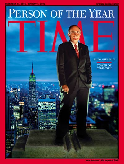 time giuliani