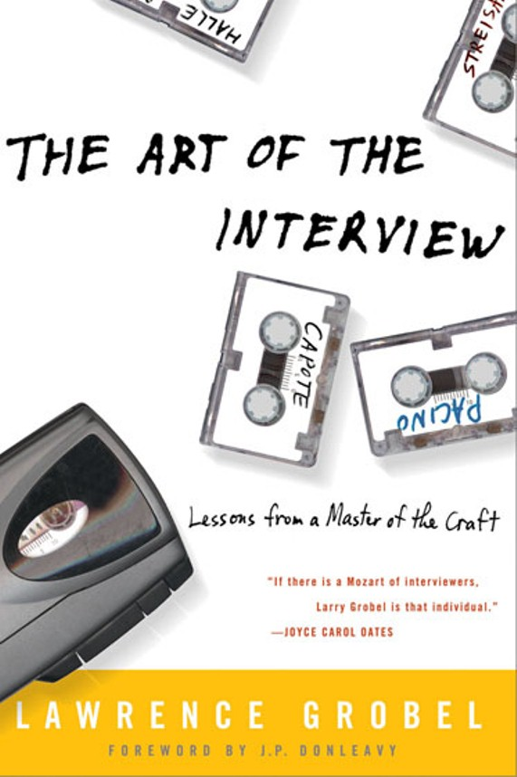 Larry-Grobel-The-Art-of-The-Interview