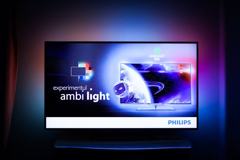 ambilight philips meeting