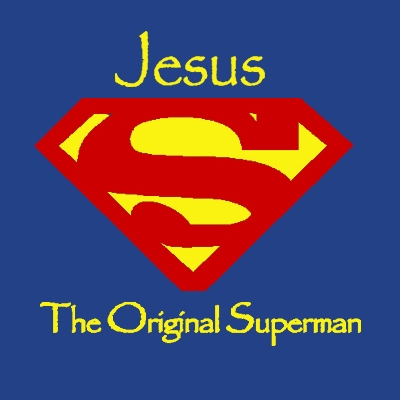 Jesus Superman