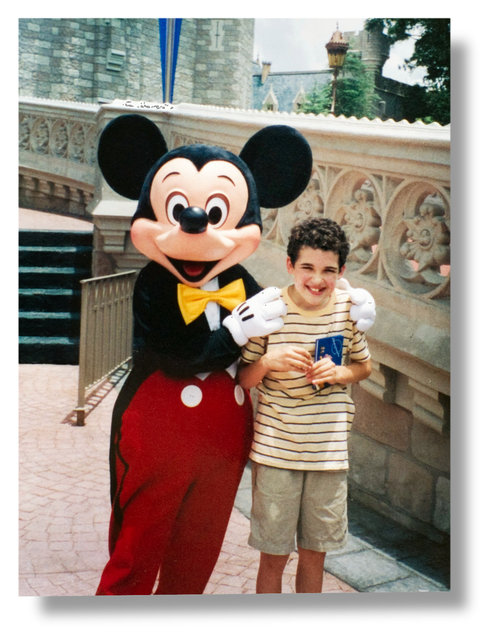 mickey mouse owen