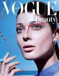 vogue japan july beauty 2015