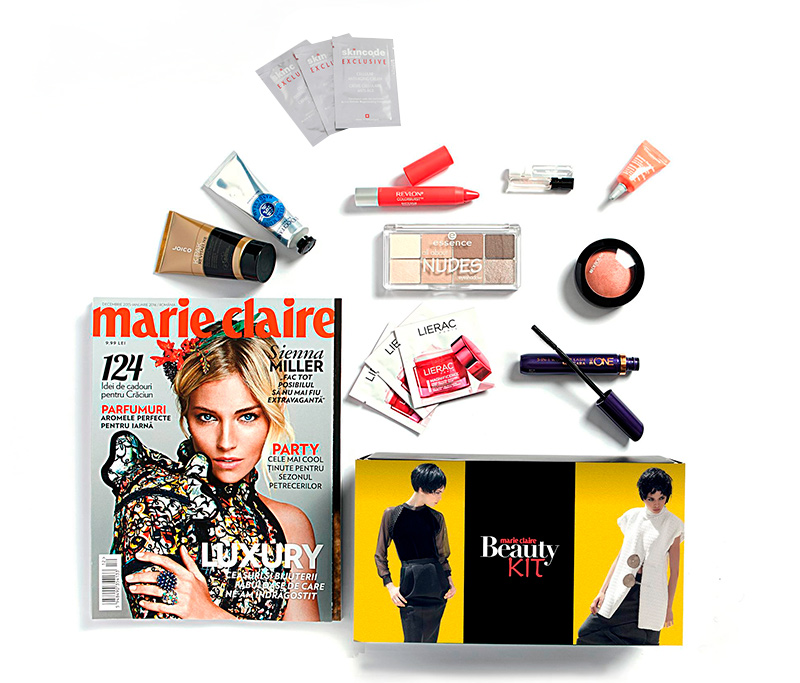 marie claire kit