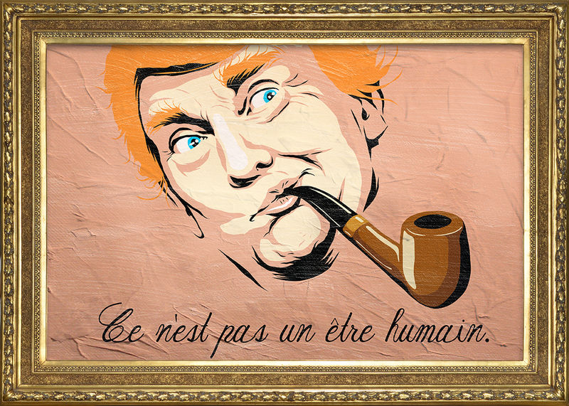 magritte trump 3
