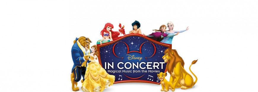 magical music disney