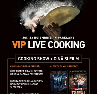 Poster 70x100 Cooking Show
