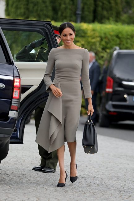 meghan-markle-glows-in-demure-olive-gown-as-she-meets-the-irish-president-alongside-prince-harry-during-ireland-visit