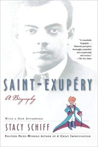 siant exupery a biography