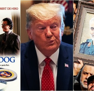 cover wag the dog trump