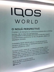 iqos world statement